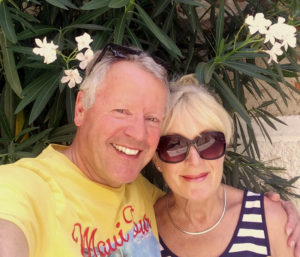 Clive and Sue